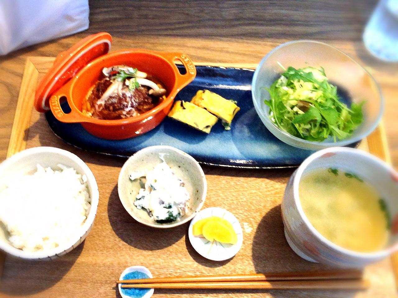 Rinのランチ定食