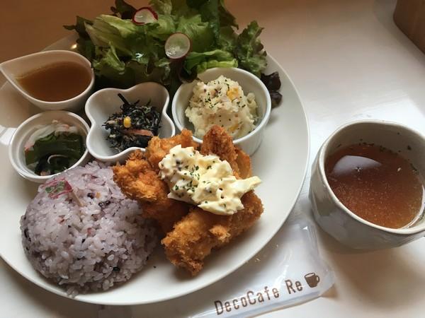香川グルメ デコカフェ