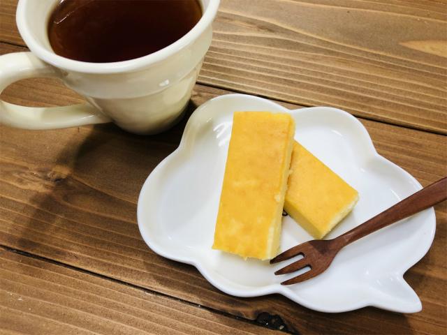 オーガニックサイバーストア スーパーチーズケーキバー